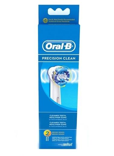 Yedek Başlık Precision Clean 2 adet-Oral-B